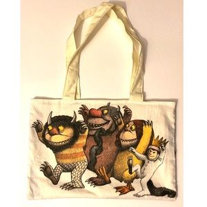 WILD THINGS TOTE BAG PURSE
